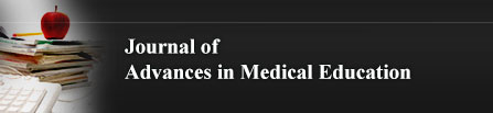 Journal of Advances in Medical Education